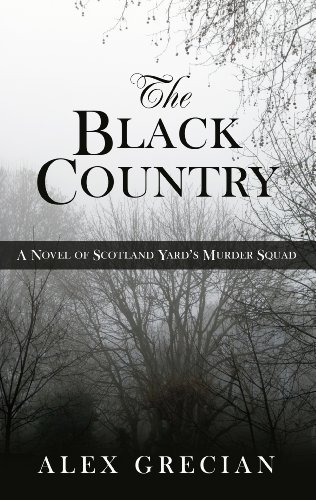 9781410458810: The Black Country (Scotland Yard's Murder Squad)