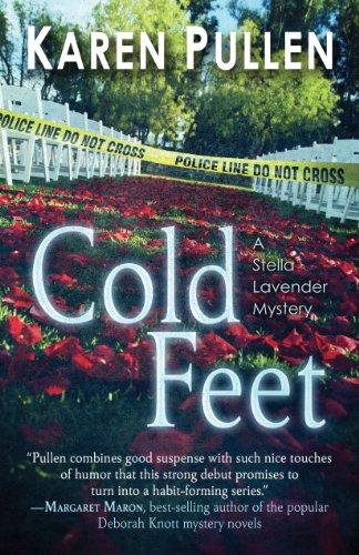 9781410458858: Cold Feet (Stella Lavender Mystery: Thorndike Press Large Print Mystery)
