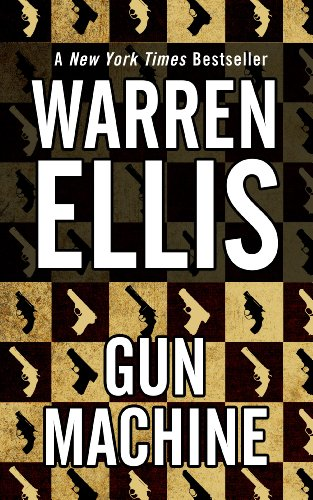 9781410458926: Gun Machine (Thorndike Large Print Crime Scene)