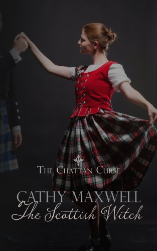 9781410459145: The Scottish Witch: The Chattan Curse (Thorndike Press Large Print Romance Series)
