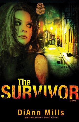 9781410459190: The Survivor (Crime Scene: Houston)