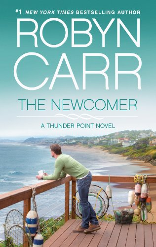 The Newcomer (Thunder Point: Wheeler Publishing Large: Carr, Robyn
