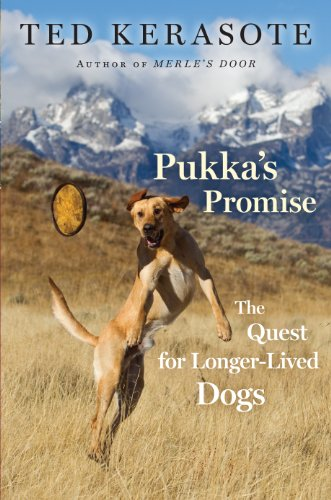 9781410459473: Pukka's Promise: The Quest for Longer-Lived Dogs