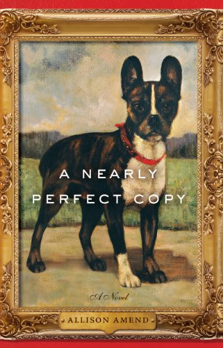 9781410459497: A Nearly Perfect Copy (Thorndike Press Large Print Reviewers' Choice)