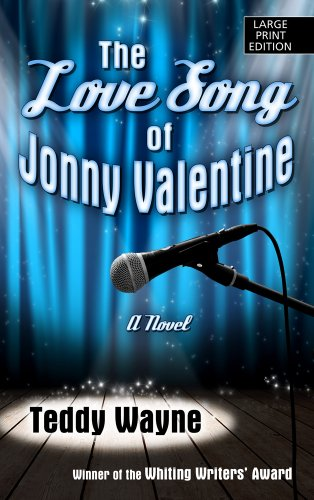 9781410459626: The Love Song of Jonny Valentine