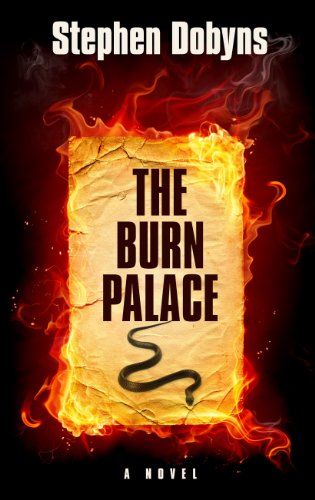 9781410459633: The Burn Palace (Thorndike Core)