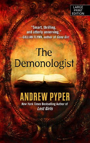 9781410459664: The Demonologist (Thorndike Press Large Print Thriller)