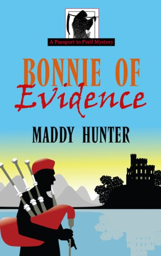 9781410459961: Bonnie Of Evidence (A Passport to Peril Mystery)