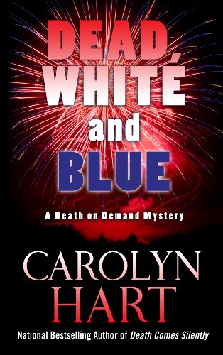 9781410460035: Dead, White, and Blue (Thorndike Press Large Print Mystery Series)