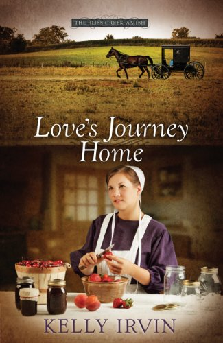 9781410460066: Love's Journey Home (Thorndike Press Large Print Christian romance: The Bliss Creek Amish)