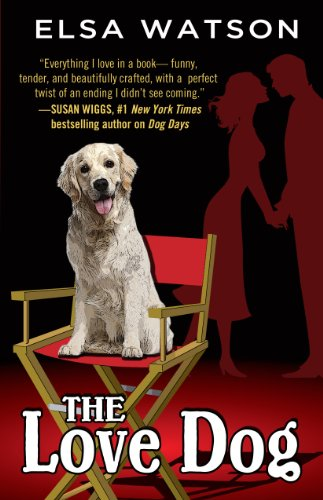 9781410460127: The Love Dog (Kennebec Large Print Superior Collection)