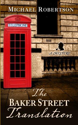 9781410460417: The Baker Street Translation (Thorndike Press Large Print Mystery Series)