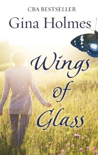9781410460547: Wings of Glass (Thorndike Christian Fiction)