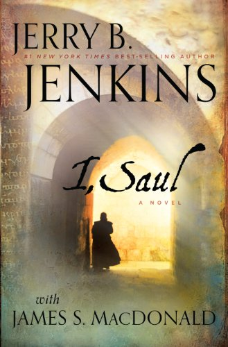 9781410460578: I, Saul (Thorndike Press Large Print Christian Fiction)