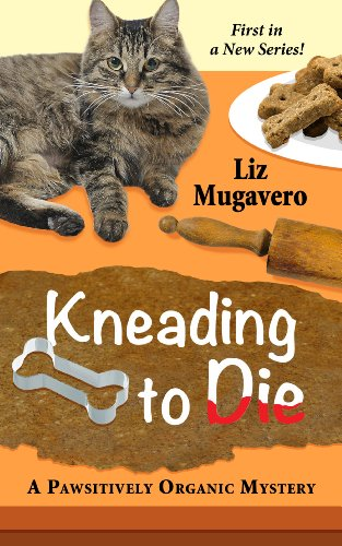 9781410460592: Kneading To Die (A Pawsitively Organic Mystery)