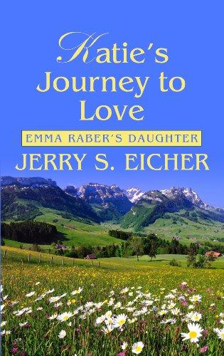 Katie's Journey to Love (Thorndike Press Large Print Christian Romance Series): Eicher, Jerry ...