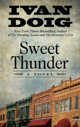 9781410461339: Sweet Thunder (Thorndike Press Large Print Core)