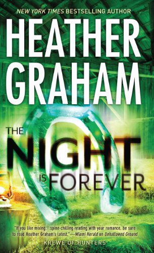 9781410461421: The Night Is Forever (Krewe of Hunters)