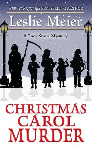 9781410461643: Christmas Carol Murder (Thorndike Press Large Print Mystery: Lucy Stone Mystery)