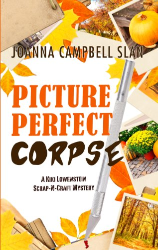 9781410461865: Picture Perfect Corpse (A Kiki Lowenstein Scrap-N-Craft Mystery)