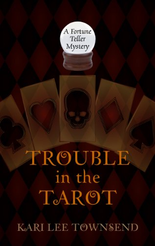 9781410461872: Trouble In The Tarot (A Fortune Teller Mystery)
