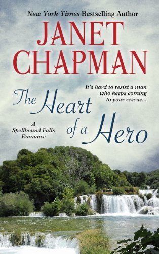 9781410461902: The Heart Of A Hero (Spellbound Falls)