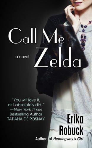 9781410462114: Call Me Zelda (Wheeler Large Print Book Series)