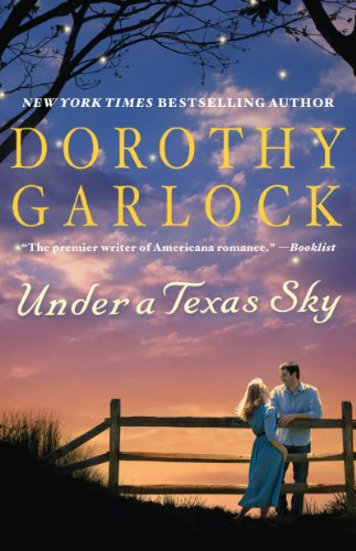 9781410462190: Under A Texas Sky (Thorndike Press Large Print Basic Series)