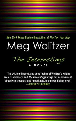 9781410462206: The Interestings (Wheeler Large Print Book Series)