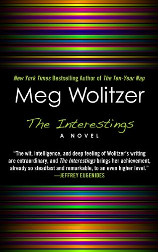 9781410462206: The Interestings (Wheeler publishing large print book)