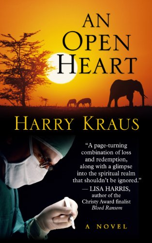 9781410462275: An Open Heart (Thorndike Press Large Print Christian Mystery)
