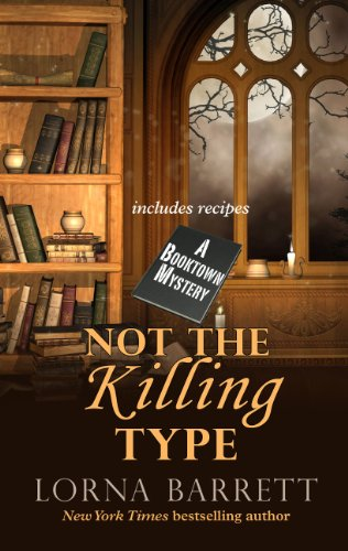 9781410462343: Not The Killing Type (A Booktown Mystery)