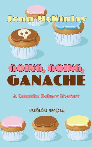 9781410462381: Going Going Ganache (A Cupcake Bakery Mystery)