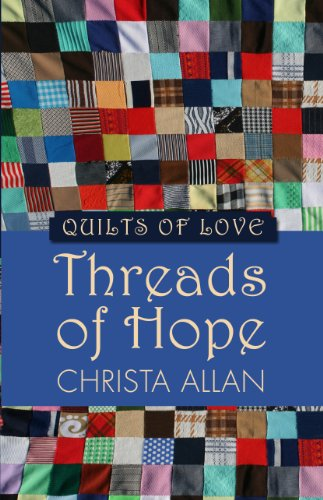 9781410462718: Threads of Hope (Thorndike Press Large Print Clean Reads)