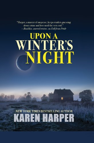 9781410462879: Upon A Winters Night (Home Valley Amish)