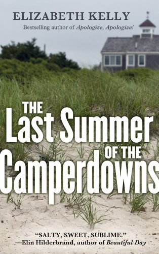 9781410462893: The Last Summer of the Camperdowns (Thorndike Press Large Print Core Series)