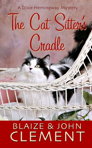9781410463029: The Cat Sitters Cradle (A Dixie Hemingway Mystery)