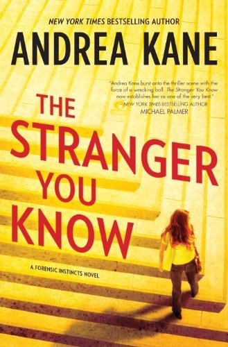 9781410463043: The Stranger You Know (Wheeler Publishing Large Print Hardcover: Forensic Instincts)