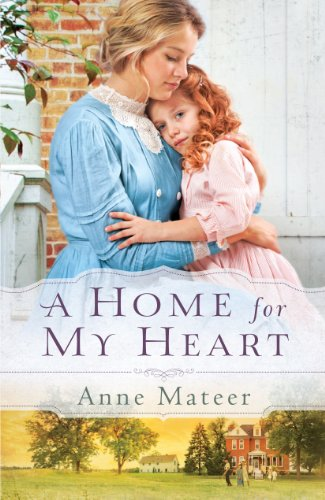 9781410463111: A Home for My Heart (Thorndike Press Large Print Christian Historical Fiction)