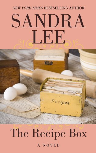 9781410463319: The Recipe Box (Thorndike Perss Large Print Basic)