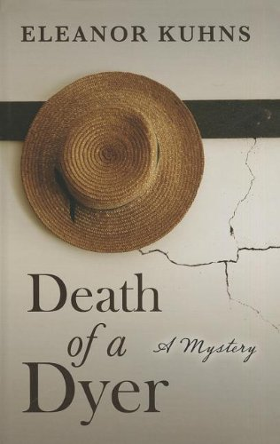 9781410463333: Death Of A Dyer