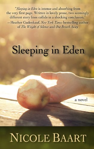 9781410463418: Sleeping In Eden (Thorndike Press Large Print Christian Mystery)