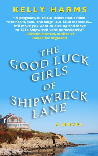 9781410463555: The Good Luck Girls Of Shipwreck Lane (Thorndike Press Large Print Peer Picks)
