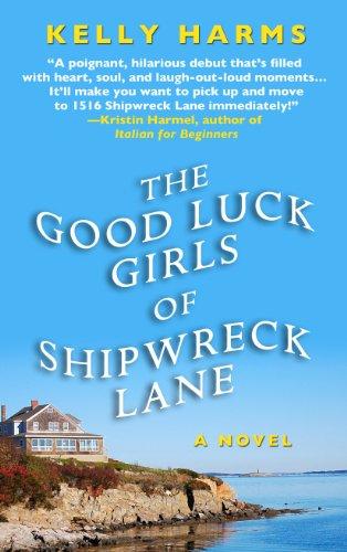 9781410463555: The Good Luck Girls Of Shipwreck Lane (Thorndike Press Large Print Peer Picks)
