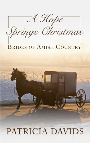 9781410463579: A Hope Springs Christmas (Brides of Amish Country)