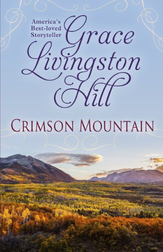 9781410463852: Crimson Mountain (Thorndike Press Large Print Superior Collection)