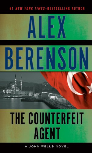 9781410464040: The Counterfeit Agent (Wheeler Large Print Book Series)