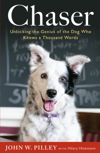 9781410464262: Chaser: Unlocking the Genius of the Dog Who Knows a Thousand Words (Thorndike Press Large Print Nonfiction Series)