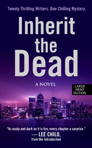 9781410464439: Inherit the Dead (Thorndike Press Large Print Mystery)