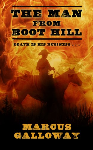 9781410464880: The Man from Boot Hill (Thorndike Large Print Western Series)